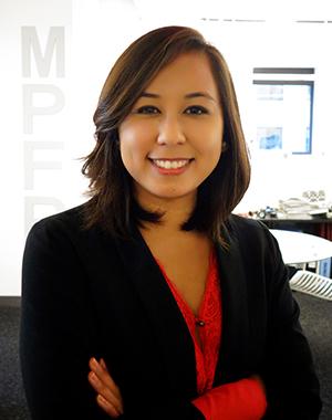 Lesley Ann Malapit, LEED AP BD+C